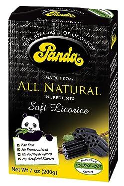 Panda Licorice Chew, 7 oz