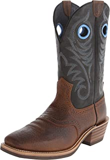 cafcb478843 Amazon.com: Black - Western / Boots: Clothing, Shoes & Jewelry