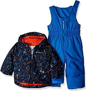 Columbia Frosty Slope Set Traje para nieve Unisex niños