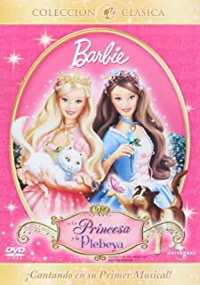 Barbie: En La Princesa y la Plebeya(Barbie - The Princess An