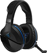 Turtle Beach Stealth 700 Wireless Headset for Playstation 4 - Black / Blue (Renewed)