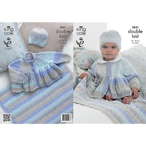 2166822a8 12 Inch Baby Knitting Patterns  Amazon.co.uk