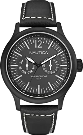 Nautica Mens N13603G South Coast Date/NCT - 150 Multi Watch