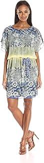 S.L. Fashions Women's Amber Blouson Dress