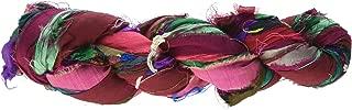 Leilani Arts LEI699021 Silk Ribbon 60yd Multi Silk Ribbon Multi