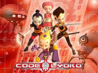 Code Lyoko Season One