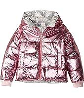 Lani Reversible Puffer Jacket Metallic (Toddler/Little Kids/Big Kids)