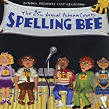 Best 25th annual putnam spelling bee soundtrack Reviews