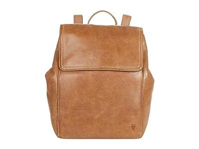 Frye Reed Backpack (Tan) Backpack Bags