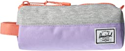Lavendula Crosshatch/Light Grey Crosshatch/Fresh Salmon