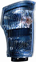 Depo 313-1511L-AS Isuzu N-Series/GMC W-Series Driver Side Replacement Parking/Signal Light Assembly