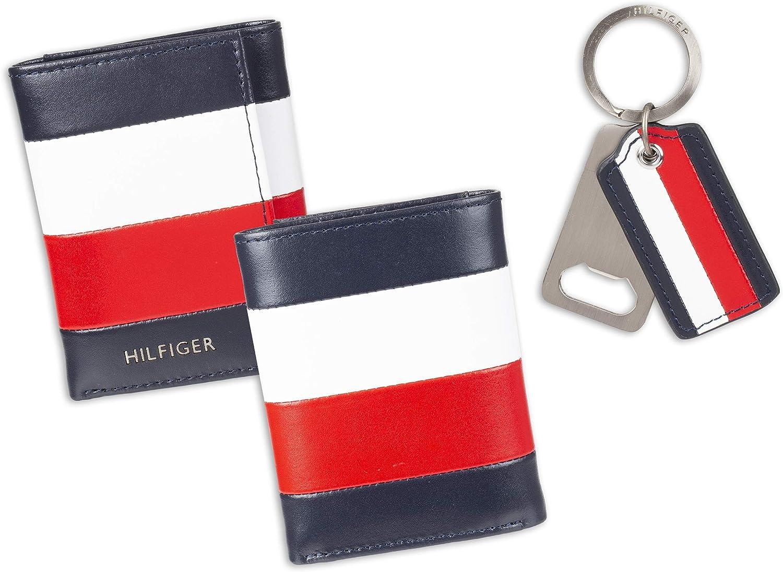 Tommy Hilfiger Mens Wallet Gift Set