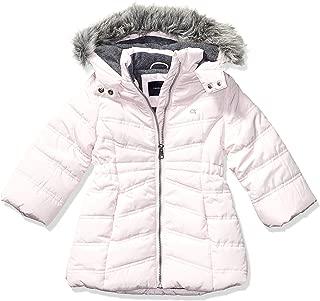 Little Girls' Long Puffer Jacket