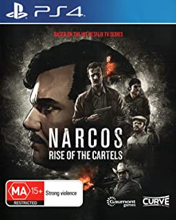 Narcos Rise of the Cartels - PlayStation 4