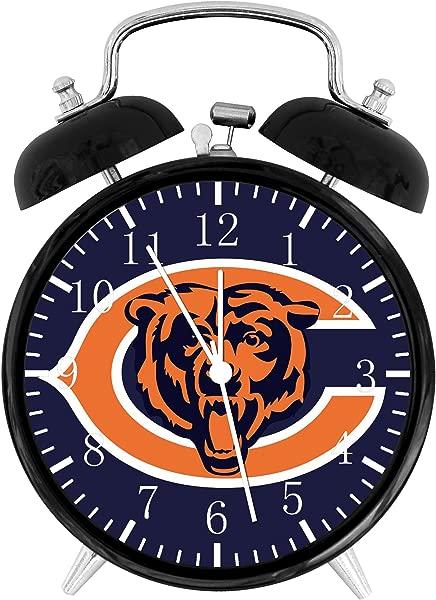 芝加哥熊闹钟 3 75 家庭办公室装饰 F17 礼物不错