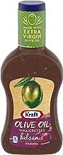 Kraft Olive Oil Balsamic Vinaigrette Dressing (14 oz Bottle)