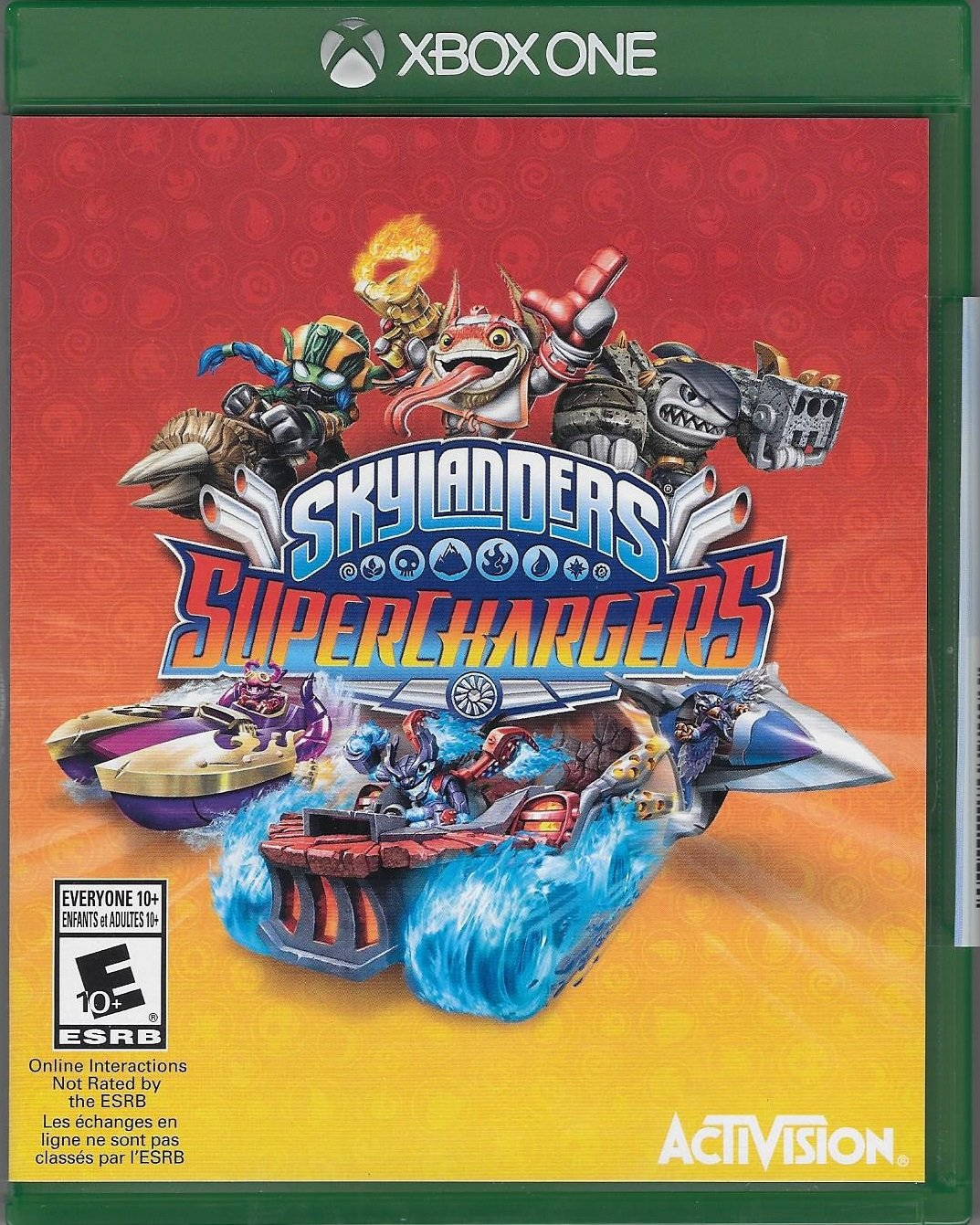 Skylanders Superchargers Standalone Game Only for Xbox One: Amazon ...