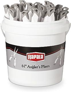 """Rapala Salt Angler's Pliers 6.5"""" SACP6-B: Salt Angler's Pliers 6.5"""","""