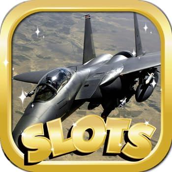 Free Casino Slots Online   Air Force Kingpin Edition - Feeling Real Casino Slots!