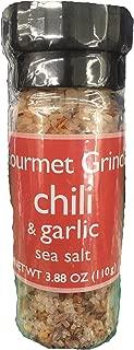 chilli and garlic salt grinder