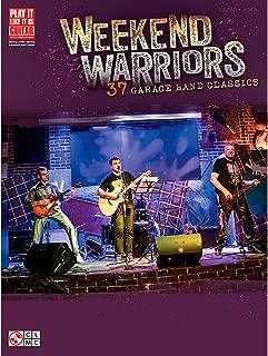 Weekend Warriors - 37 Garage Band Classics. Partituras para Acorde ...