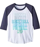 Chaser Kids Vintage Jersey Sports MVP Tee (Little Kids/Big Kids)