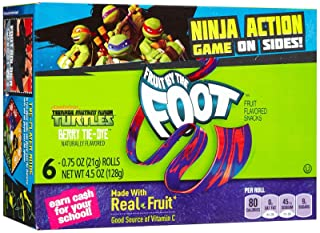Fruit by the Foot Fruit Snacks - Berry Tie-Dye - 4.5 oz