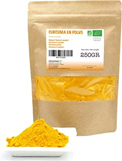 comprar comparacion Frisafran Cúrcuma en polvo Ecologica - 250 Gr