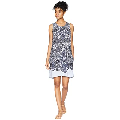 Aventura Clothing Stacia Dress (Grey Dawn) Women