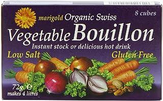 Marigold *低盐Bouillon 立方体 0.09 克(6 件装)
