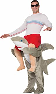 Forum Men's Shark Deluxe Ride-on Costume