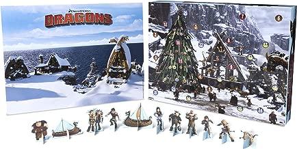 Spin Master 6036479 DreamWorks Dragons Advent Calendar