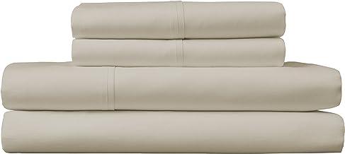 Baltic Linen Pure Linen/Cotton Blend Sheet Set, Full,