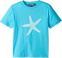 Glow in the Dark Starfish Tee (Toddler/Little Kids/Big Kids)