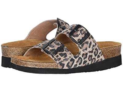 Naot Santa Barbara (Cheetah Suede) Women