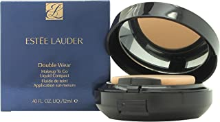 Estee Lauder Double Wear Makeup To Go Liquid Compact, 2C1 Pure Beige, 12ml