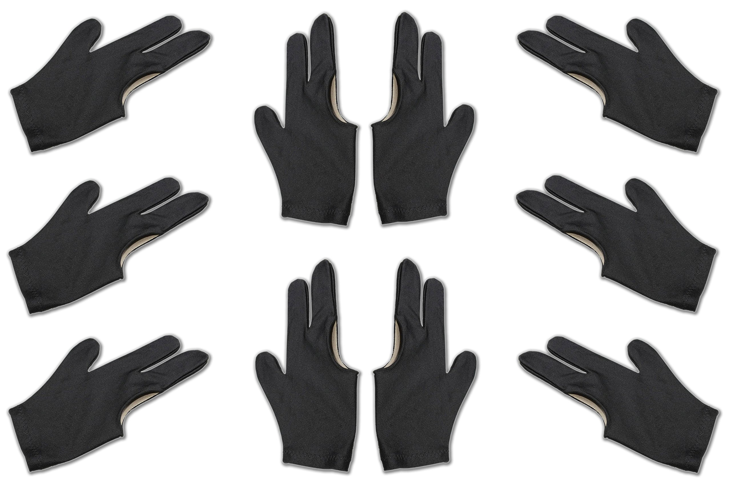 Billiard Depot 10pcs Finger Gloves