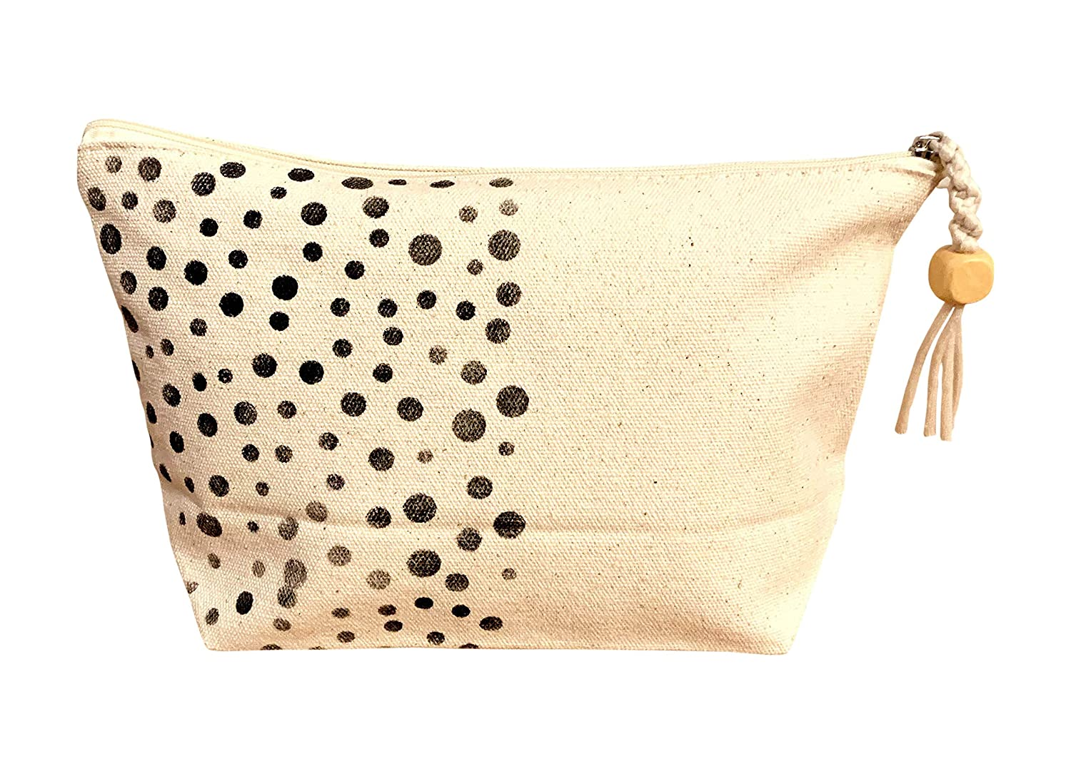 Canvas Some reservation Pouch Dots Popularity -