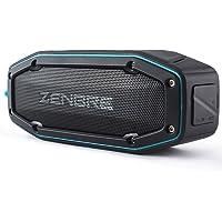 ZENBRE D6 Bluetooth 4.1 IPX6 Waterproof Speaker (Blue)