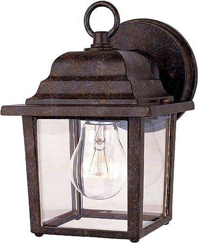 2021 Savoy House 5-3045-72 One 2021 Light Wall Mount discount Lantern sale