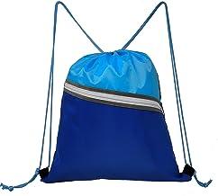 Gym Bag Sack Sports Drawstring Backpack Exercise Travel Club Utilization Excursion Unisex Large Capacity Lightweight Light...