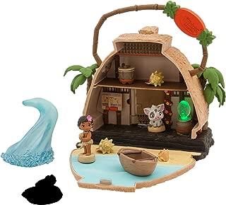 Disney Animators' Littles Motunui Island Surprise Feature Playset - Moana