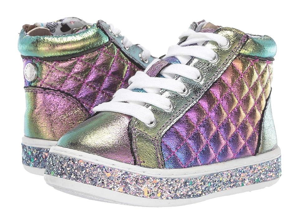Steve Madden Kids Tcaffire (Toddler/Little Kid) (Multi) Girls Shoes