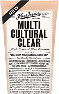 Miss Jessie's Multi Cultural Clear 8.5oz
