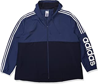 HERREN SWEAT & TRAININGSJACKE Adidas Gr. 5XL XXXXXL Blau