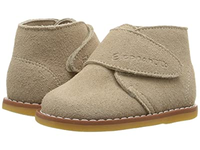 Elephantito Suede Bootie (Toddler) (Sand) Kids Shoes