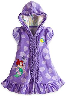 Store Princess The Little Mermaid Ariel Girl Swimsuit Cover Up (5/6)