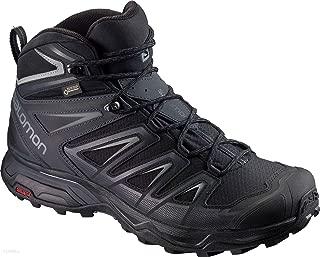 Salomon X Ultra 3 Mid GTX Wide Mens Hiking Boots