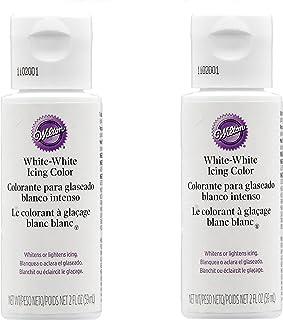 Wilton 603-1236 Liquid Color, 2-Ounce, White