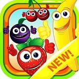 Fruits & vegetables name - kids language game